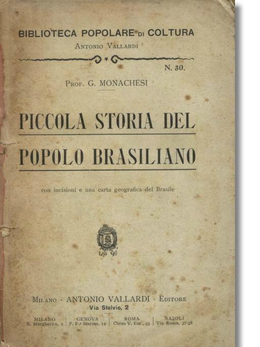 3cc0f28fab Piccola Storia del Popolo Brasiliano — Prof. G. Monachesi