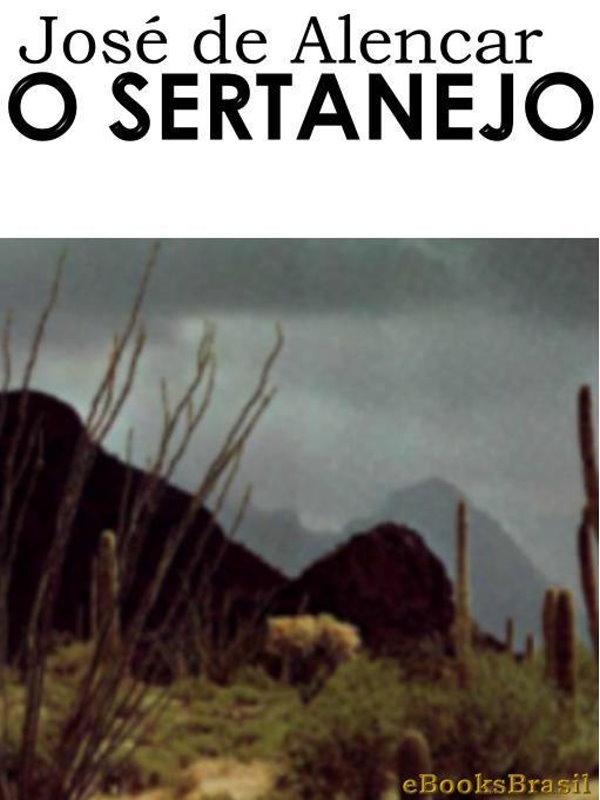 O Sertanejo - José de Alencar 59b9d3d2844
